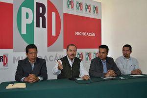 PRI revalida su militancia