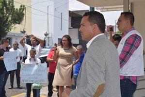 Detenidos de Arantepacua con golpes y heridos de bala