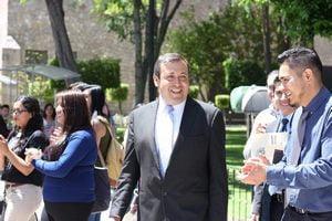 Héctor Chávez Gutiérrez busca Dirigir la Facultad de Derecho