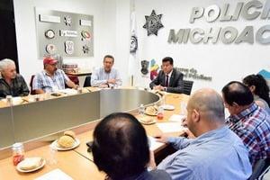 Se deben reforzar los operativos   de seguridad en Morelia: WLM