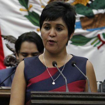 A cerrar filas en favor de las y los niños convoca Daniela Díaz