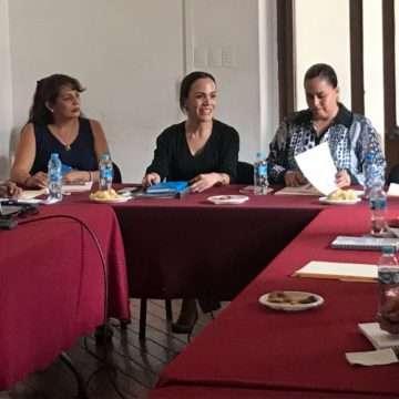 Diputados comprometidos para consolidar la ZEE: Eugenia Herrera