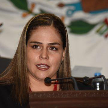 Propone Eugenia Herrera reformas para garantizar pensión alimenticia