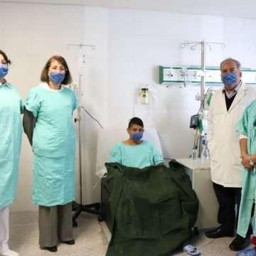 Realizan transplante   de riñón en el IMSS