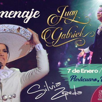 Harán homenaje a Juan    Gabriel en Parácuaro