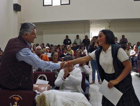 Michoacán rumbo al XI Concurso  Nacional de Declamación: Antorcha