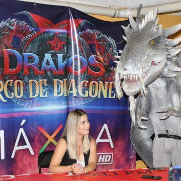 """Llega a Morelia """"Drakos, la Era de Fuego"""""""