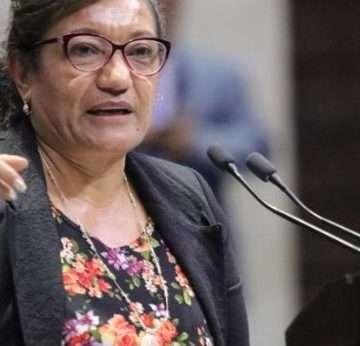 Reforma Educativa, un avance para que  se reinstalen a los maestros: María Chávez