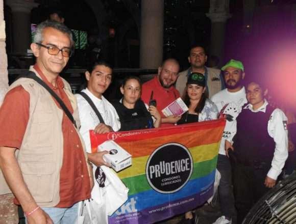 Se realizó marcha LGBTTTI en Morelia