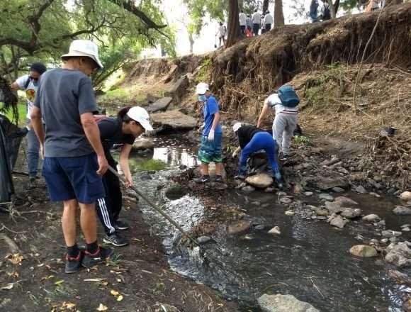 Sociedad y Ayuntamiento honran Acuerdo  por Morelia en beneficio del Río Chiquito