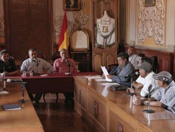 Aprueba Comité de Obra Pública del municipio  intervención de tres vialidades en Morelia