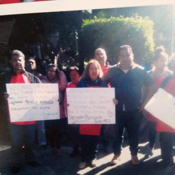 Protegidos del Subdirector de Gobierno en Tlalpan amenazan de muerte a comerciantes