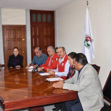 Rechaza PRI recorte a  presupuesto de municipios