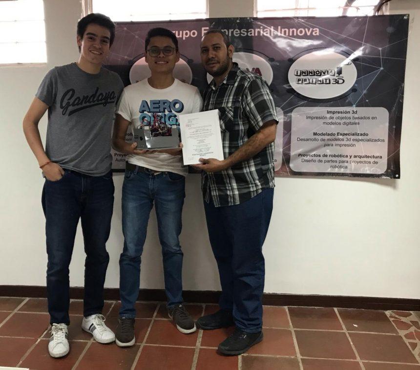 El ITM gana primer lugar en competencia latinoamericana de robótica