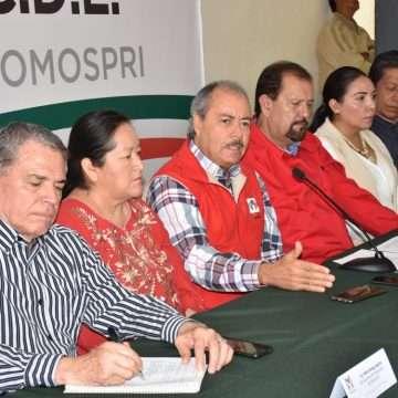 LANZA PRI CONVOCATORIA PARA RENOVAR  CONSEJO POLÍTICO ESTATAL DE MICHOACÁN