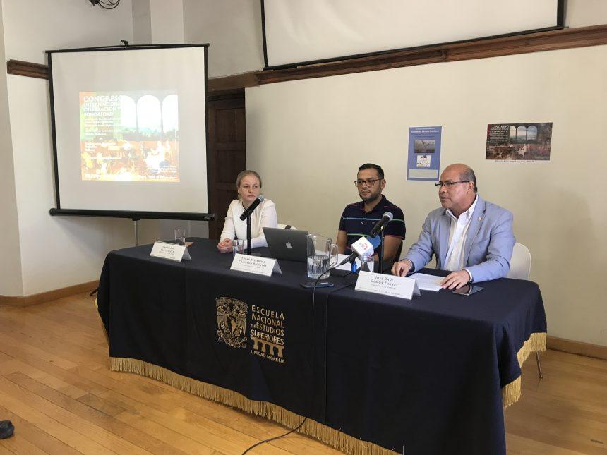 Los días 14, 15 y 16 del presente mes, se llevará a cabo el Congreso Internacional Celebración y Sonoridad: UNAM