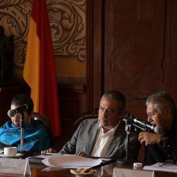Aprueba Cabildo Moreliano donación  de predio para la Guardia Nacional