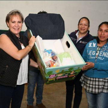 DIF Michoacán fortalece la atención a  sectores vulnerables de Tlalpujahua
