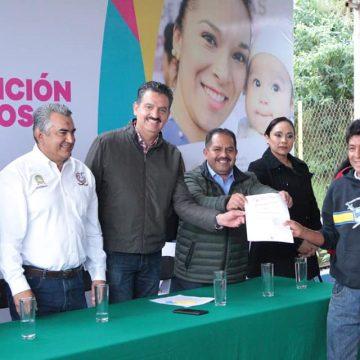 Más de 3 mil 600 escrituras ha otorgado el  Gobierno Estatal a través de la Semaccdet,