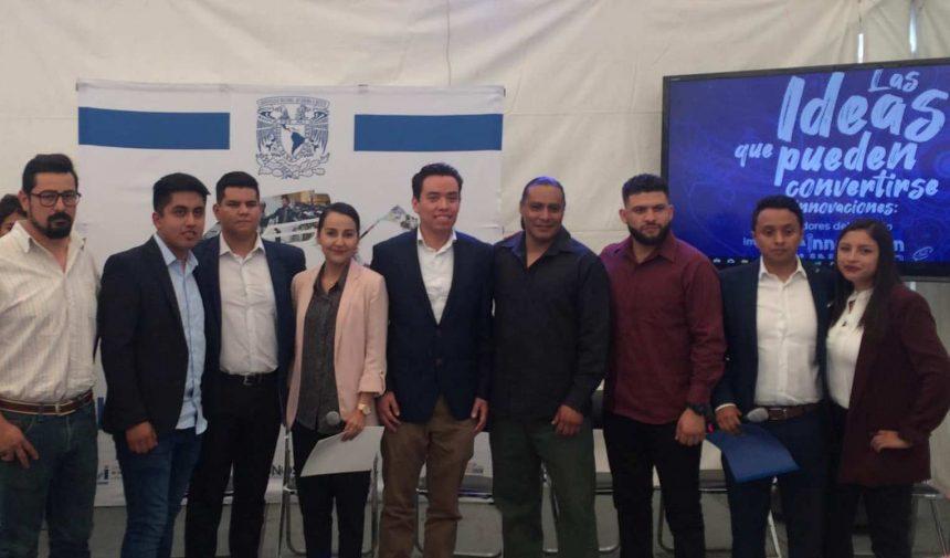 Académicos del IGUM, Campus Morelia obtienen el 3er lugar en Concurso de Impulso a la Innovación 2019 UNAM