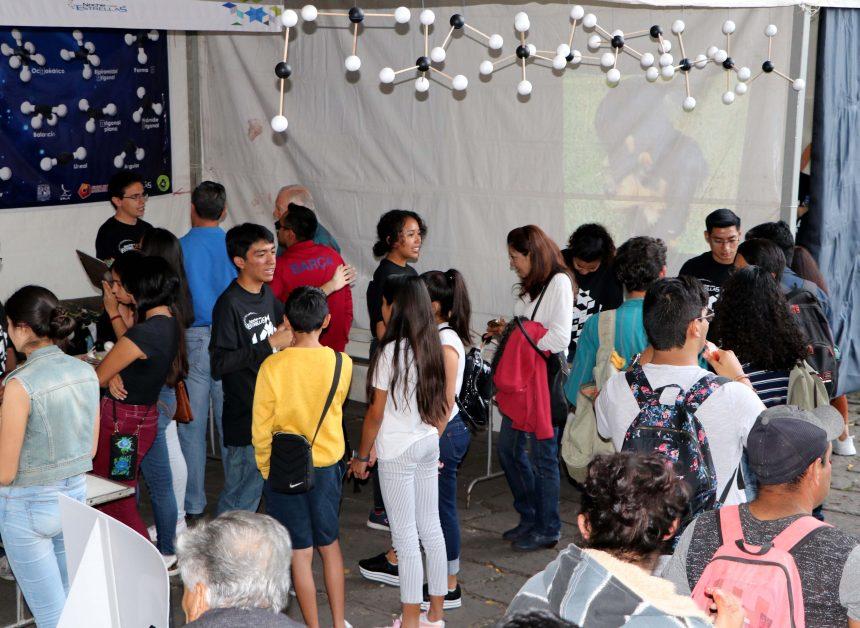 Más de 5 mil personas disfrutaron de  la Noche de Estrellas en Morelia