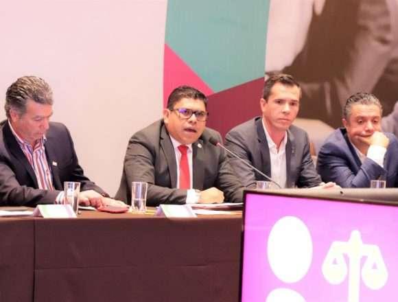 Michoacán, a la vanguardia  en justicia administrativa