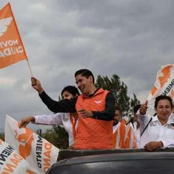 Posicionamiento del diputado  Javier Paredes ante su salida de MC