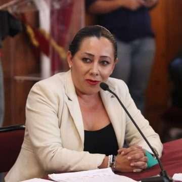 Declina Elvia Higuera Pérez  como aspirante a la CEDH