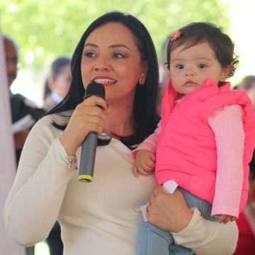 Adriana Hernández comprometida a mejorar la  calidad de vida de adultos mayores, niños y jóvenes