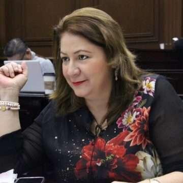 Exagerado el gasto que propone Silvano Aureoles Para el área de Comunicación Social: Cristina Portillo