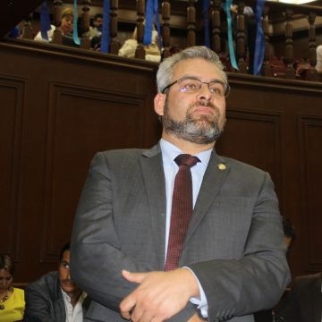 Gobierno Federal envió 4 mil 500 mdp  a Michoacán: Alfredo Ramírez Bedolla,
