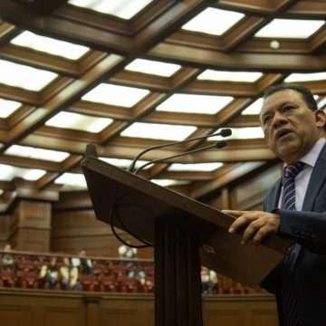 Consolidación de austeridad en  Congreso, pide Fermín Bernabé