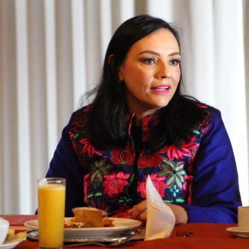Urge Adriana Hernández a aprobar   reformas a la Ley de Adopción
