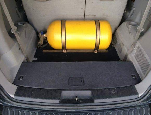 Promueven uso de gas natural en vehículos para proteger al medio ambiente: Semaccdet
