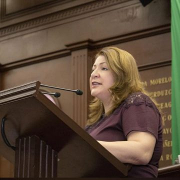 Violencia obstétrica debe ser castigada: Cristina Portillo