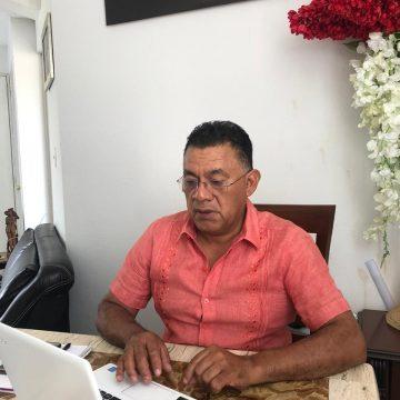 En sesiones virtuales deben abordar temas de relevancia: Fermín Bernabé