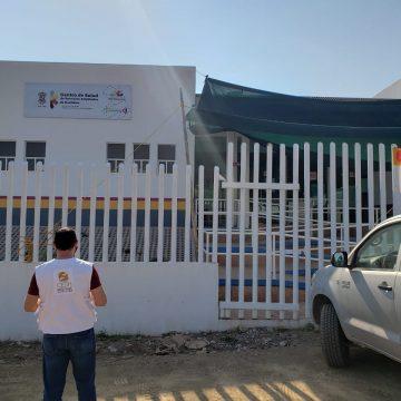 Niegan atención médica a enfermos de  COVID 19, en Centro de Salud de Huetamo