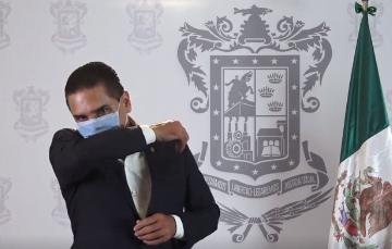 """""""Que no te maten las ganas de salir"""":  Silvano Aureoles a ciudadanos"""