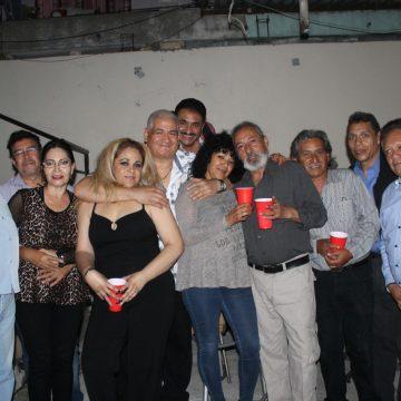 Convivencia grupera en Morelia