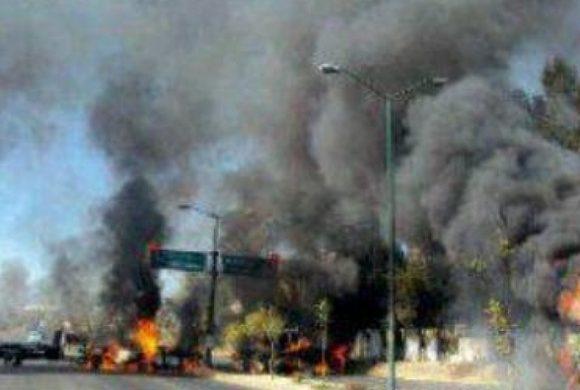 """Michoacán en llamas por la delincuencia, y Silvano  imponiendo medidas de """"seguridad"""" por COVID 19"""