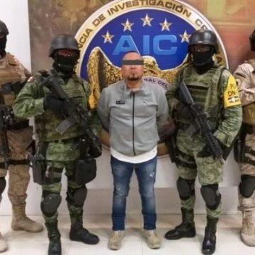 """Cayó """"El Marro"""", líder del Cartel  de Santa Rosa de Lima"""