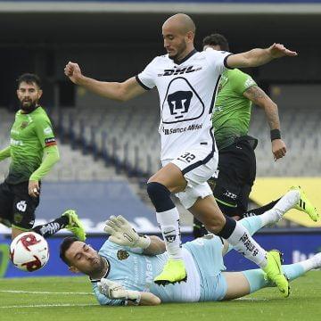 En un partido para el olvido, PUMAS  empató 1-1 con Bravos de Juárez