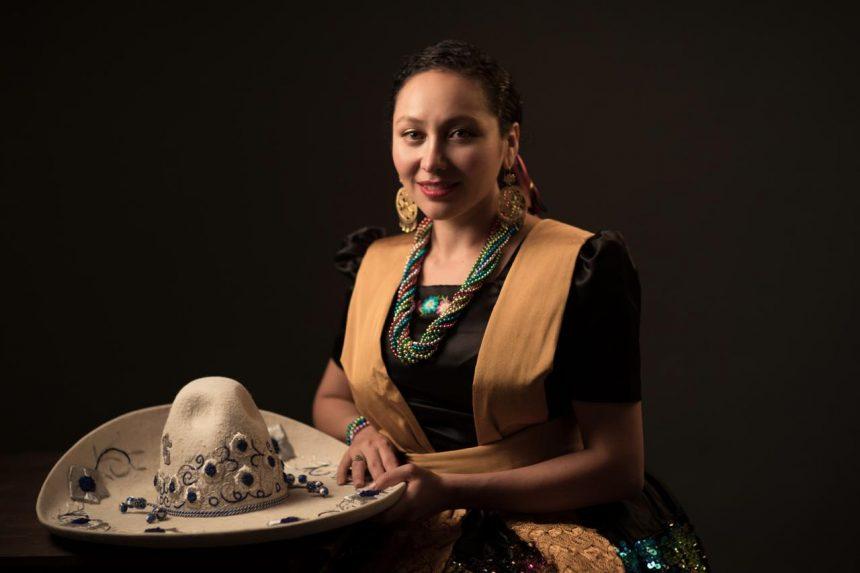Estrenará disco del folclor mexicano: México en mi voz