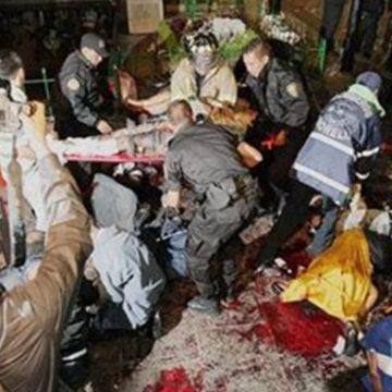 A 12 años de los granadazos en el  centro de Morelia: La herida duele