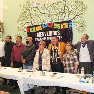 """Organizaciones migrantes se unen en apoyo al proyecto,  """"Renovando la Paz"""""""
