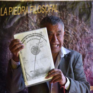 Exigen indígenas juicio político contra Peña Nieto, Eruviel  Ávila y Del Mazo Maza por autopista Naucalpan-Toluca