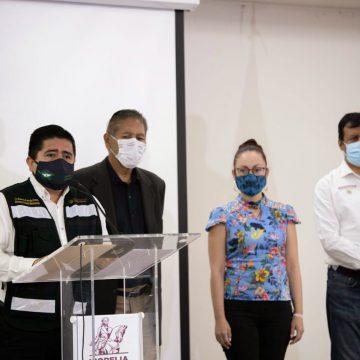 Establecen niveles de gobierno plan de vacunación contra COVID-19 en Morelia