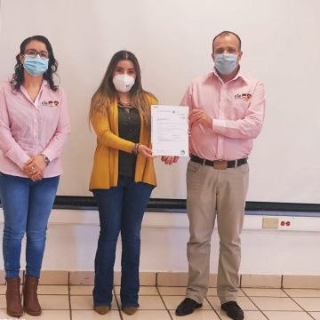 Recertifican Coordinación de Lenguas Extranjeras del TECNM Ciudad Hidalgo