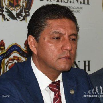 Se investiga desfalco millonario de Raúl Cárdenas en la UMSNH
