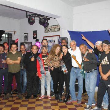 Festejan 5 años de convivencia Músicos del Café